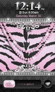 ★ Luxury Pink Tiger Locker ★ - screenshot thumbnail