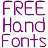 Free Download Fonts Hand for FlipFont® Free APK for Samsung