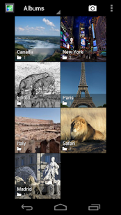 Gallery ICS (classic version)- screenshot thumbnail
