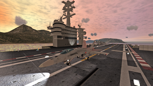 F18 Carrier Landing apk 5.85 Free Download - 9Game