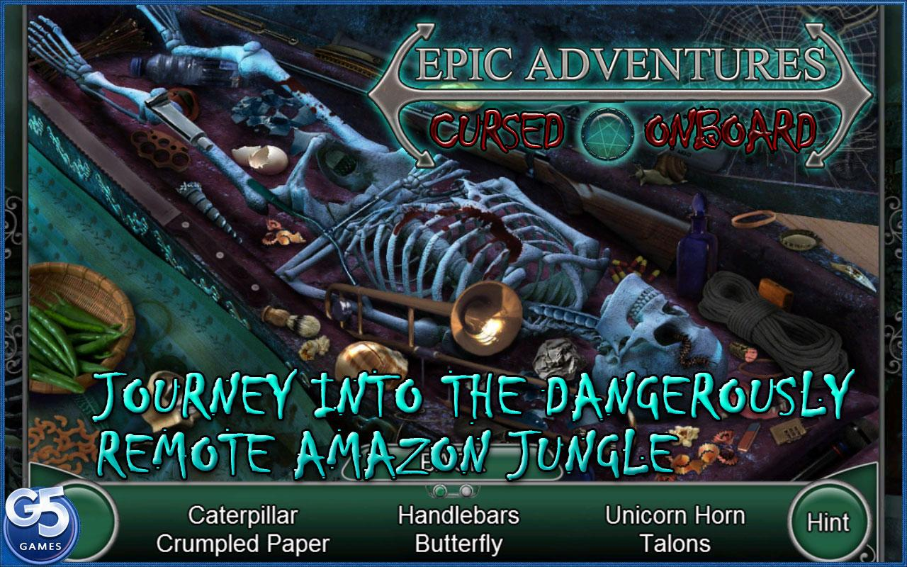 Epic Adventures:Cursed Onboard - screenshot