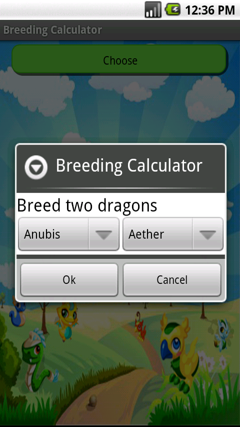 Dragon Story Breeding Guide - screenshot