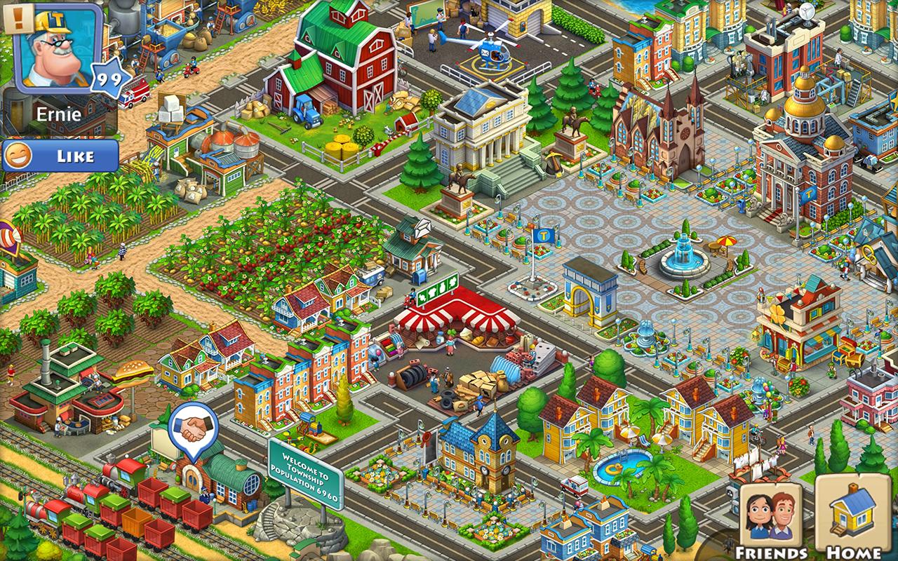 Township Screenshot