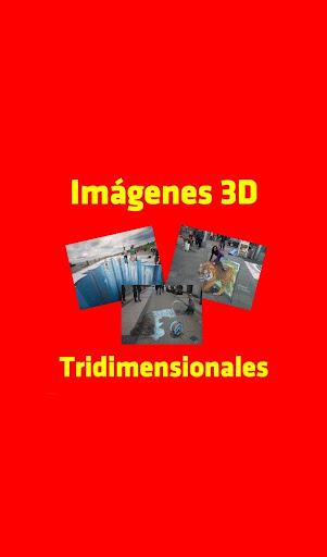 Imágenes 3D - Tridimensionales