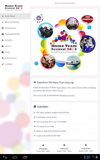 玩娛樂App Home Team Festival 2013免費 APP試玩