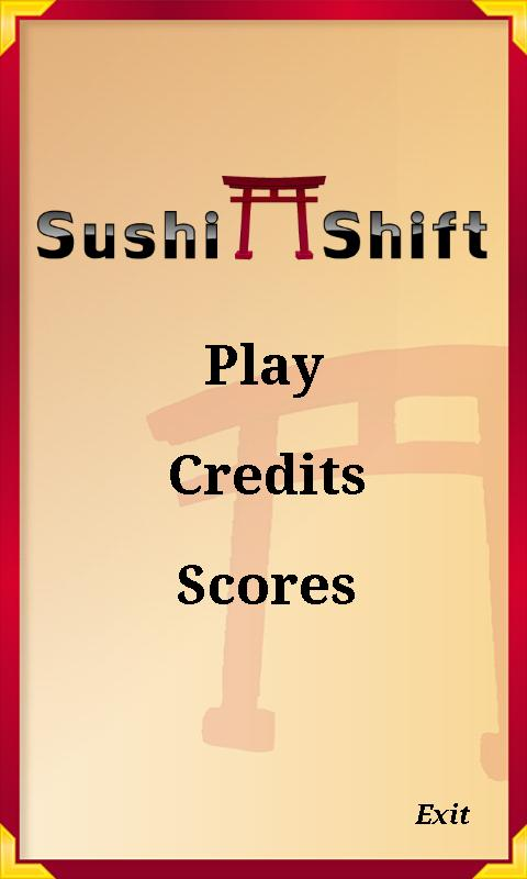 Sushi Shift - screenshot