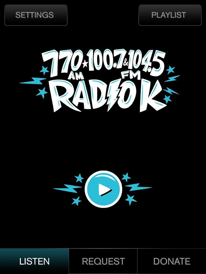 Radio K - KUOM - screenshot