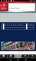 Screenshot of Boston Baseball