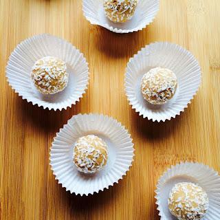 Raw Cookie Dough Bites Recipe