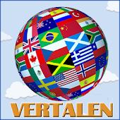 Vertaal App - (Spraak & Text)