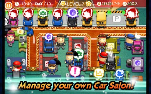 My Car Salon Screenshot 11