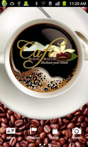 Café Don Ruiz App