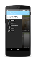 Screenshot of Casa Sapo