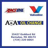 A & A Oil Change