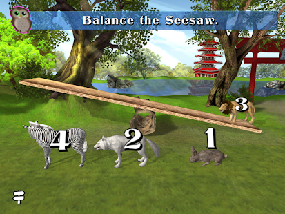 Preschool Math Booster Zoo- screenshot thumbnail