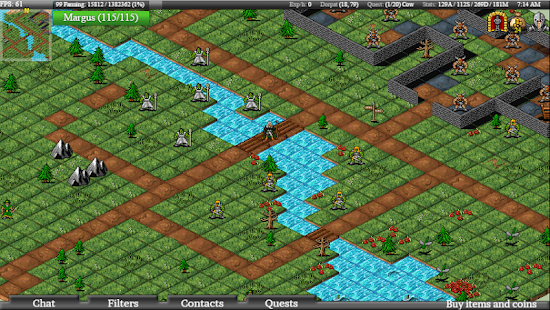 RPG MO - Sandbox MMORPG- screenshot thumbnail