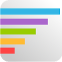 Frequency: App Usage Tracking icon