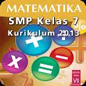 Kur 2013 SMP Kls 7 Matematika