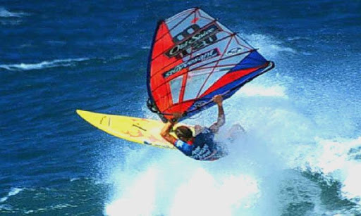Just Windsurfing