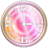 Nice Color Clock Widget
