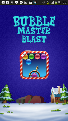Bubble Master Blast