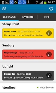 metroNotify - screenshot thumbnail