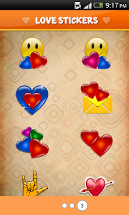 Love Sticker for Valentine Day - screenshot thumbnail