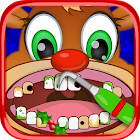 Christmas Pets Dentist Doctor Office - Animal Game icon