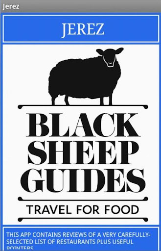 Black Sheep - Jerez