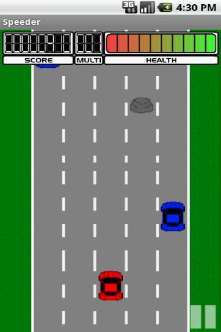 Speeder- screenshot