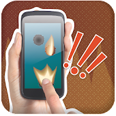 Download Burn Phone Prank APK for Laptop