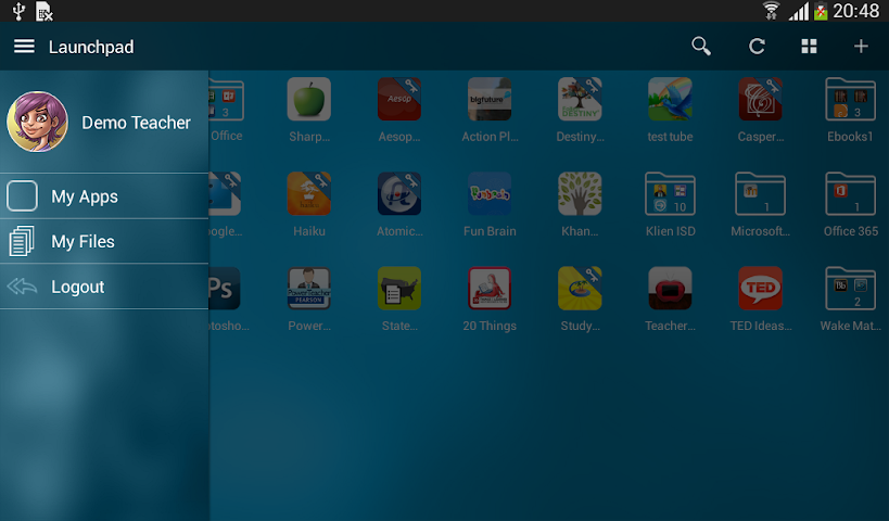 Screenshots for Launchpad