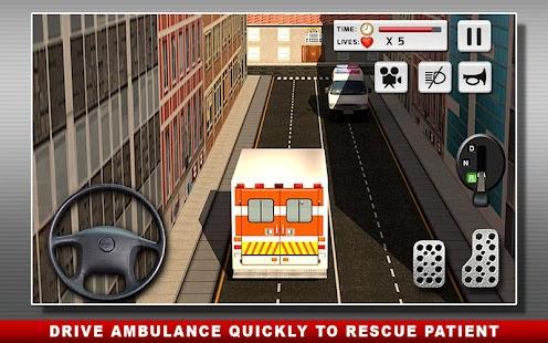 救援救护3D模拟器