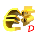 Currency rates (Pro) icon