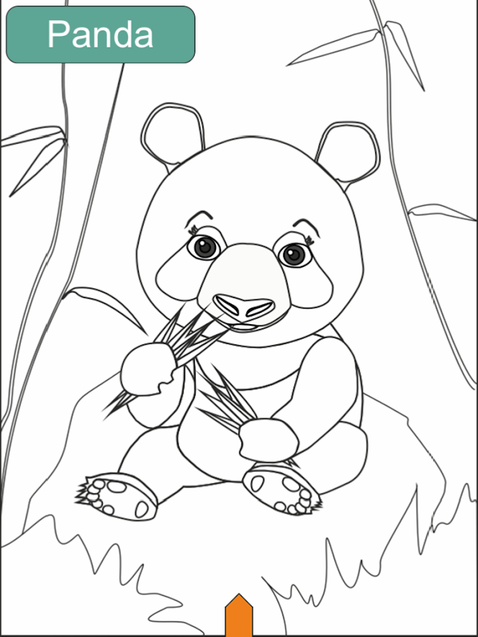 Magic Coloring Book- screenshot