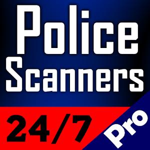Live police radio scanners