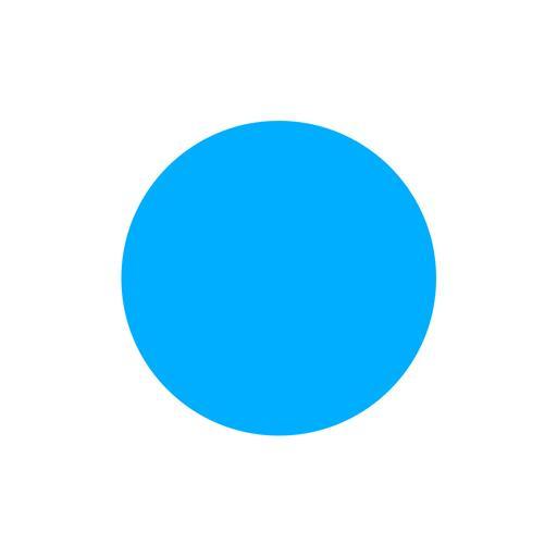 Circle The Dot Icon