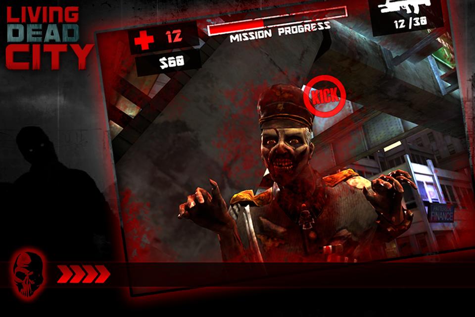 Living Dead City - screenshot