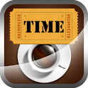 World Time Ticket icon