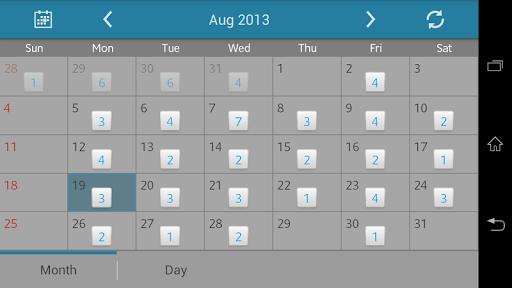 Calendar4car