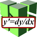 Derivatives. Math. icon