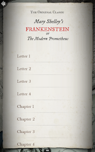 Frankenstein- screenshot thumbnail