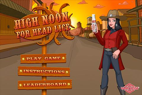 High Noon for Head Lice