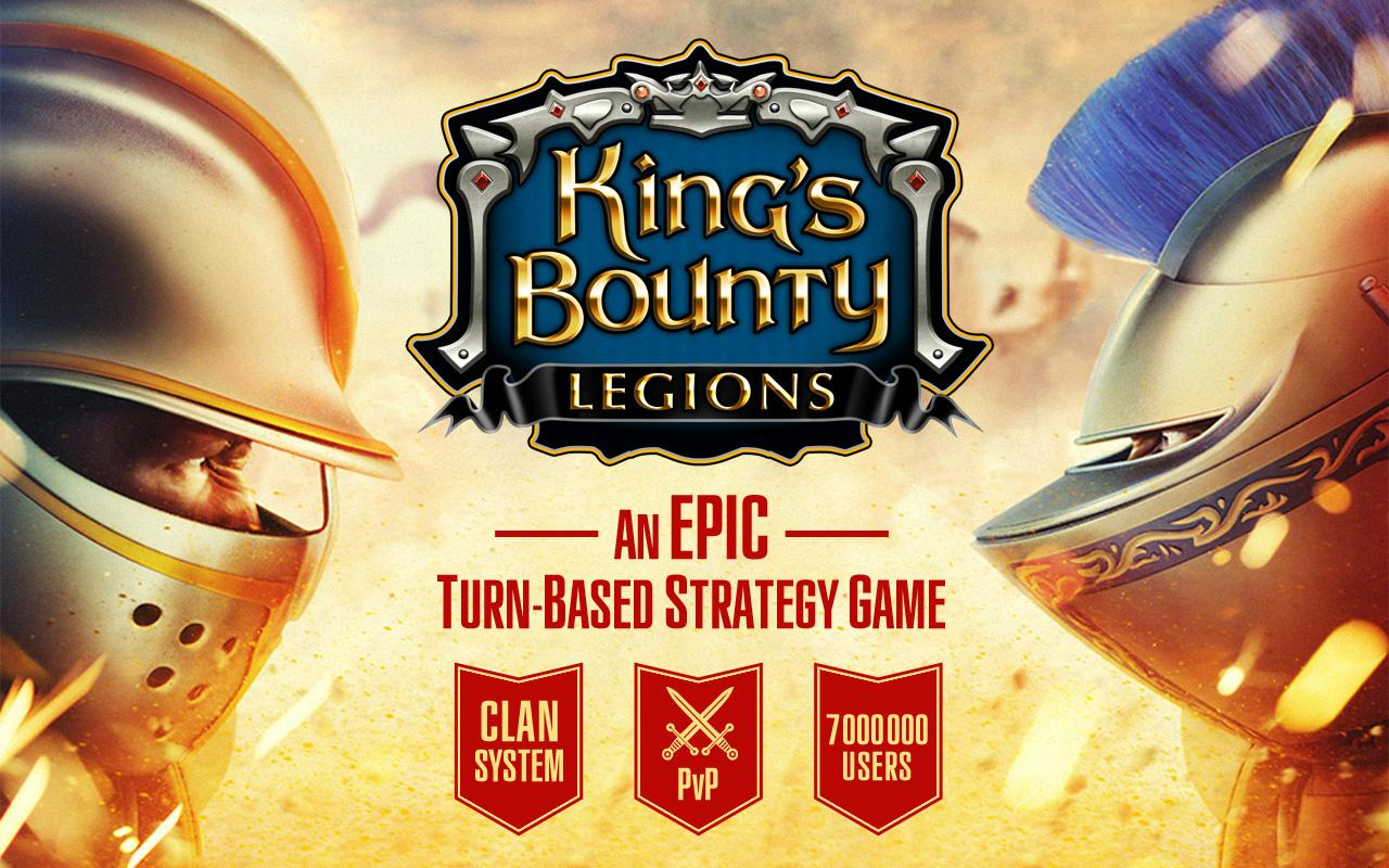 King's Bounty: Legions - screenshot