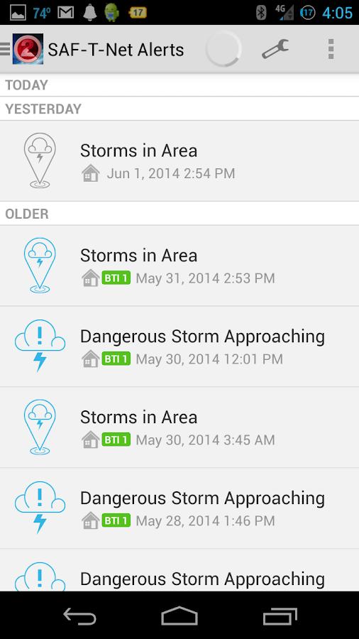 Wbay Radar Stormcenter 2 - Resume Examples | Resume Template