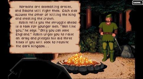 Defender of the Crown Screenshot 2