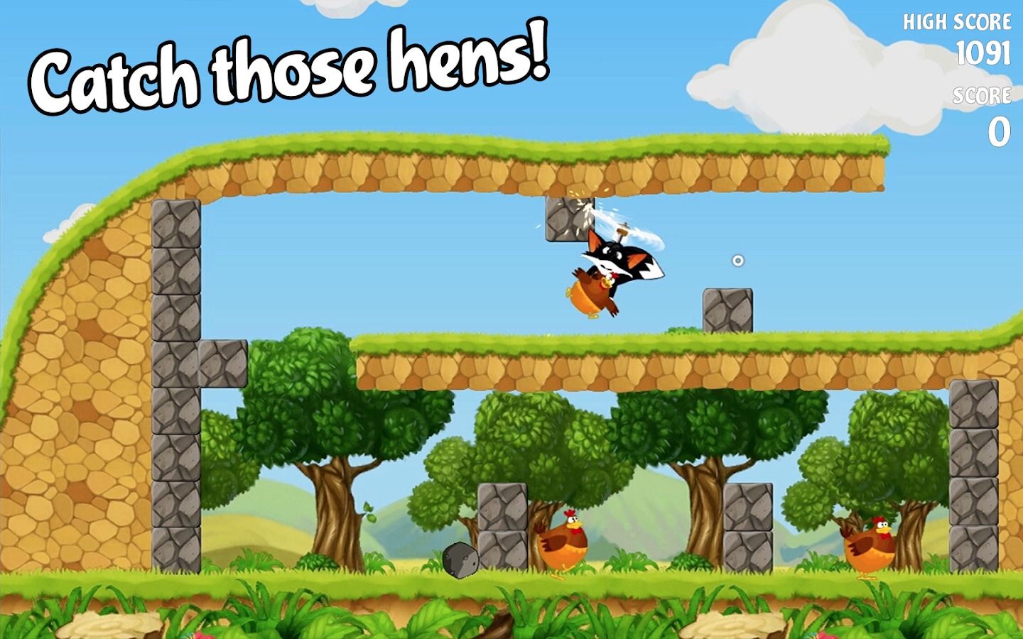 Flying Fox- screenshot