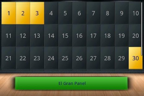 Adivina el Panel de la Ruleta- screenshot thumbnail