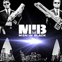 Men In Black trivia logo