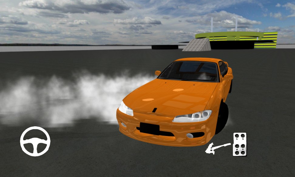 Drift Show 3D - screenshot